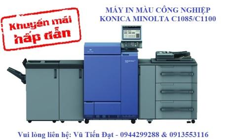 KM C1100 - KHUYEN MAI