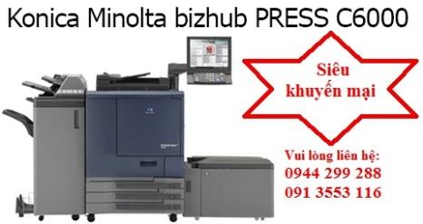 Konica-Minolta-bizhub-PRESS-C6000-on-sale